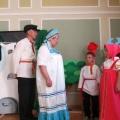 Фотоотчет о театрализованном представлении «Гуси-лебеди». Связь поколений через волшебный мир русской народной сказки