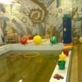 «Красный, жёлтый, зелёный».  Развлечение в бассейне по правилам дорожного движения для детей старшего возраста (5–6 лет)