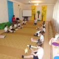 Конспект занятия по физическому развитию в средней группе «Бумажные путешествия»