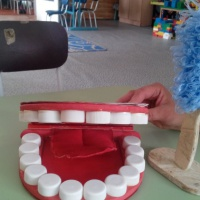 Как сделать своими руками макет зуба 16