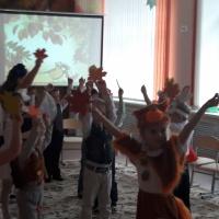Фотоотчет о празднике осени в средней группе «В гостях у Осени»