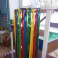Мастер-класс «Сухой душ» для малышей