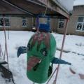 Акция «Покормите птиц зимой» (фотоотчет)