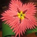Мастер-класс по модульному оригами к 8 Марта с детьми 4–5 лет «Цветочек в подарок»