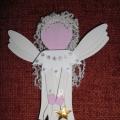 Мастер-класс «Ангел из палочек от мороженого»