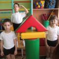 Интегрированное занятие учителя-логопеда и инструктора по физической культуре «Путешествие юных космонавтов»