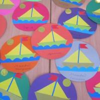 Детский мастер-класс по изготовлению открытки к Дню Защитника Отечества