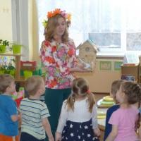 Конспект интегрированной организованной образовательной деятельности с детьми 3–4 лет «Весна идет— весне дорогу!»
