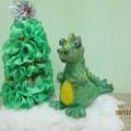 Выставка творческих работ родителей и воспитанников «Скоро, скоро Новый год!» (фотоотчет)