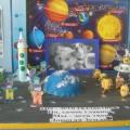 Детские работы ко Дню космонавтики