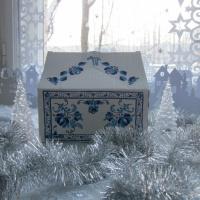 Фотозарисовка «Новогодняя фантазия»
