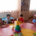 Проект «Мои любимые игрушки» во второй младшей группе