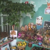 Фотоотчет о выставке «Осенняя фантазия»