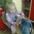 Фотоотчет «Обучение детей раннего и младшего дошкольного возраста навыкам самообслуживания»