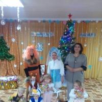 Фотоотчёт «Наш Новый Год»