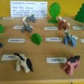 Фотоотчет о детском художественном творчестве средней группы