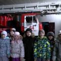 Наша экскурсия в пожарную часть (фотоотчёт)
