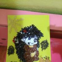 Фотоотчёт о выставке поделок родителей «Овощная фантазия»