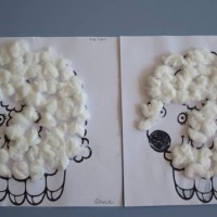 Отчёт о работе по самообразованию «Развитие творческих способностей у дошкольников через нетрадиционную технику рисования»