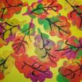 «Осенние хлопоты». Коллективная работа детей с использованием различных техник изображения (фотоотчёт)