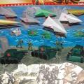 Мастер-класс «Панорама сражения»— макет ко Дню Победы