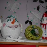 Фотоотчет о «Параде снеговиков»