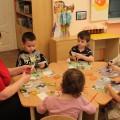 «Предвестники весны». Поделки с детьми (фотоотчёт)