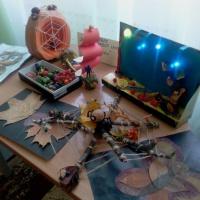 Выставка детских работ «Дары осени»