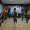 Фотоотчет о празднике 23 февраля «Наша армия— наша сила»