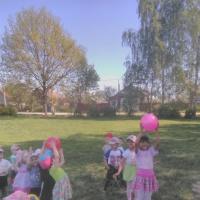 Фотоотчет «День семьи в детском доме»