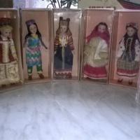 Коллекция «Куклы в народных костюмах»