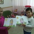 Рисование «Сказочный домик-теремок»