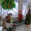 Выставка «Новогодние фантазии» (фотоотчет)