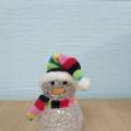 Мастер-класс «Шапка для снеговика»