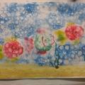 Рисование мыльными пузырями «Рыбки в аквариуме»