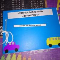 Проект «Книжки-малышки»