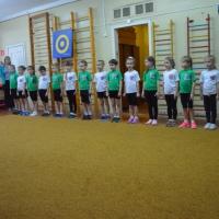 Конспект физкультурного занятия «Школа юных олимпийцев» в подготовительной к школе группе