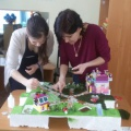 Фотоотчет о проекте «Огород на окне»