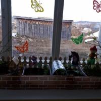Фотоотчет о проведении смотра-конкурса «Мини— огород на окне»