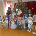 Сценарий новогоднего праздника в разновозрастной дошкольной группе «Проказы старухи Шапокляк»
