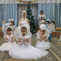 Фотоотчёт о празднике «Рождество Христово»