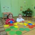 Игры в детском саду (вторая группа раннего возраста)