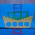 Дидактические игры для развития восприятия формы и цвета для детей второй младшей группы