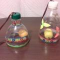 Мастер-класс «Изготовление ловушки из пластмассовой бутылки»