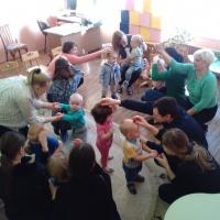 «Занимаемся с неорганизованными детьми». Программа по снижению напряженности в период адаптации детей к детскому саду