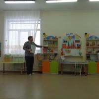 Организация книжного центра в детском саду
