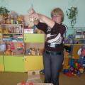 Развитие исследовательских способностей ребёнка через развлечение.