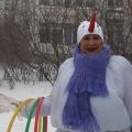 «Зимние игры и забавы»