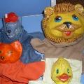 «Кукольный театр из папье-маше»