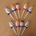 Мастер-класс по изготовлению «Веселого клоуна» из пластмассовой одноразовой ложки
